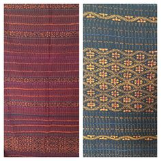 Ikat from ende, Flores Island, in sarong form. Intricate pattern very lovely. For sale with affordable price but great quality of handwoven (contact my watsapp : 085890036667) #tenunntt #tenunikat #ikatnusantara #tenuntangan #handloom