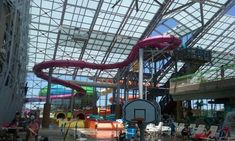 Drop Everything And Visit This One Epic Indoor Waterpark In Oklahoma