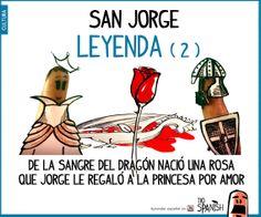 La leyenda de San Jorge (segunda parte)