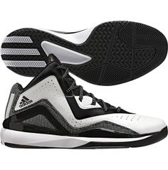 adidas Men's Crazy Ghost 2 Basketball Shoe - White/Black | DICK'S Sporting Goods