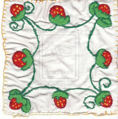 0010 The handkerchief is an important symbol in Othello and