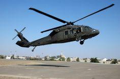 UH-60 Blackhawk Helicopter Wallpaper