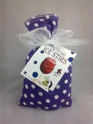 Grape Vine Icestirs.  Makes the most wonderful wine slush!