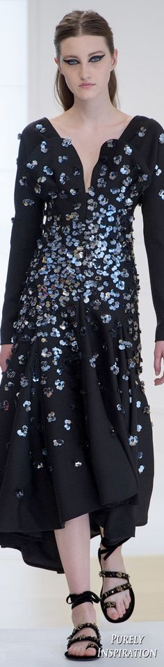 Christian Dior Haute Couture FW2016 | Purely Inspiration