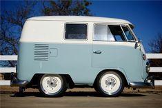 "1966 Volkswagen ""Shorty"" Bus from Gas Monkey Garage in Dallas Texas Auto Volkswagen, Vw T1, Weird Cars, Cool Cars, Strange Cars, Smart Car Body Kits, Vw Minibus, Combi Wv, Van Vw"