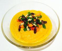Gulerods-pastinaksuppe med ingefær, chili og kokos | Healthup