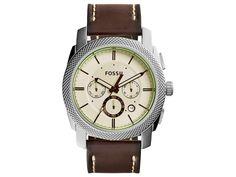 [SUBMARINE] Relógios Fossil com desconto no CC da loja - R$ 297,49 + fretinho