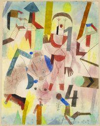 Paul Klee German, born Switzerland, 1918 1879-1940, Untitled