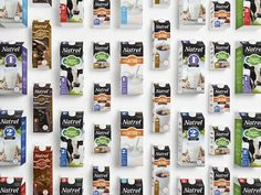 Natrel | Emballage / Packaging |lg2boutique