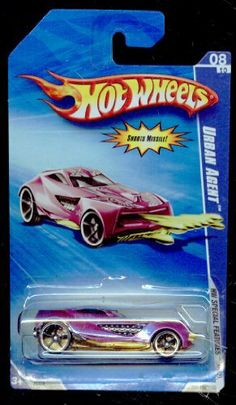 Hot Wheels 2009-094/190 HW Special Features 08/10 Urban Agent 1:64 Scale by Mattel. $1.99. 1:64 SCALE DIE CAST COLLECTOR CAR. HW SPECIAL FEATURES