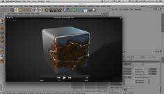 CorrosionFX. In this tutorial we use X-Particles and Cinema 4d to create corrosion effects.