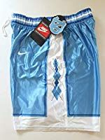 Nike Authentic North Carolina Basketball Shorts Tar Heels NCA UNC Made In  USA NBA Official Team 359c385875ec4