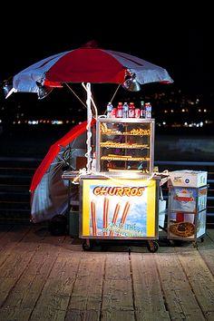 yummy Catering Trailer, Food Trailer, Churros, Kiosk Design, Food Stall, Food Truck, Stalls, Fun, Burritos