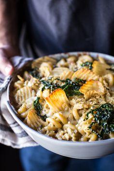 An Irishman's Mac and Cheese | halfbakedharvest.com @hbharvest