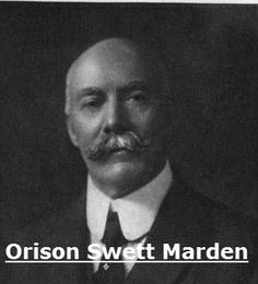 Enjoy the Audio excerpts from Orison Swett Marden,  a prolific writer and successful entrepreneur from the late 1800's…