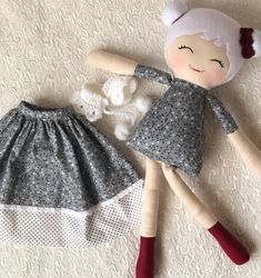 Baby first rag doll dress up cloth doll soft fabric doll Baby Dolls For Kids, Toddler Dolls, Toddler Gifts, Middleton Dolls, Baby Girl Nursery Decor, Sewing Dolls, Fabric Dolls, Rag Dolls, Baby Girl Gifts