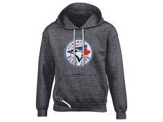 Toronto Blue Jays Embroidered Patch Hoodie Sports Merchandise, Toronto Blue Jays, Latest Fashion, Sporty, Baseball, Hoodies, My Style, Embroidered Patch, Raptors