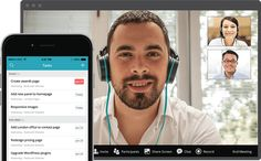 Redbooth in mobile devices - Business Project Management Tools & Collaboration Software
