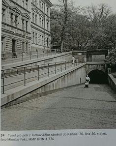 z Karlína na Žižkov Praha, Czech Republic, Vintage Images, Black And White, Outdoor, Vintage Pictures, Outdoors, Black N White, Black White