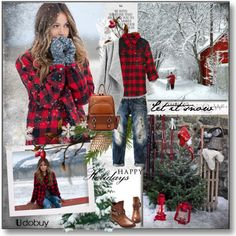 """""""Winter"""" by barbarela11 on Polyvore"""