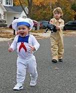 Ghostbusters Homemade Costume                                                                                                                                                                                 More