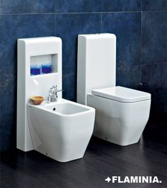 Linee/Lines NIAGARA, G.Cappellini - R.Palomba, 1999  #Ceramic #Design #Bathroom