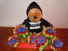 Bears Football Player #77