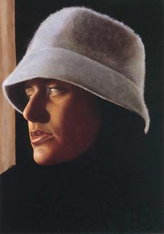 Toby Boothman, 1973 ~ Hyperrealist Figurative painter