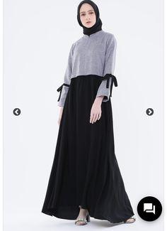 Modern Hijab Fashion, Islamic Fashion, Abaya Fashion, Modest Fashion, Fashion Dresses, Hijab Style Dress, Dress Outfits, Hijabs, Moslem Fashion