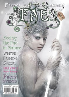 FAE – Faeries and Enchantment Magazine has faerie art, faery fashion, folklore, fairy news,