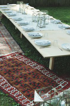Backyard Dinner Party With Ruthie Lindsey & Local Milk | Free People Blog #freepeople