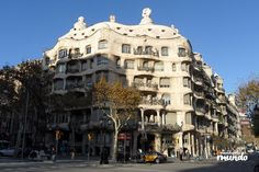 I love all the sights of Barcelona, but def La Pedrera is one of the most impressive places to go!
