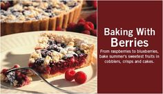 Berry Bake-Off Recipe Collection at Cooking.com