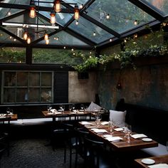 Inspiration: New York Restaurants