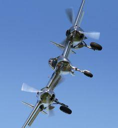P-38 IN INOX :)