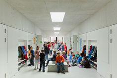 ffbk Architekten AG | Schulhaus Projektierung und Realisierung