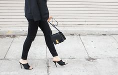 Andyheart.com #celine #bag #therealreal #ootd #outfit #whatiwore