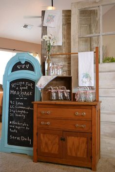 Kitchen Themed Bridal Shower.