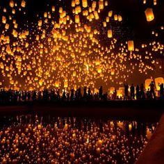В 15-й день 1-го месяца по лунному календарю в Китае отмечают праздник фонарей, знаменующий собой окончание праздника Весны или традиционного Нового года. В 2016 году он пройдет 22 февраля. #путешествия #туризм #bezkordonu