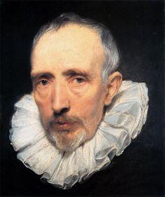 Portrait of Cornelis van der Geest - Anthony van Dyck - WikiPaintings.org