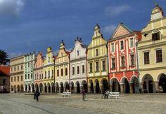 Telc, The Czech Republic