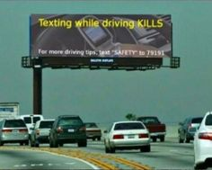 When this billboard went up. | 31 Times Irony Was Almost Too Ironic