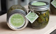 Candied Jalapenos absolutely FANTASTIC on sandwiches!