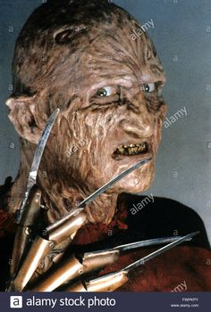 A nightmare on Elm Street les griffes de la nuit Year: 1984 Director: Wes Craven Robert Englund COLLEC TION CHRISTOPHEL Stock Photo