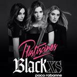 Joue toi aussi au grand jeu concours Black XS by Plastiscines #pacorabanne #blackxs #plastiscines http://po.st/blackxsbyplastiscines