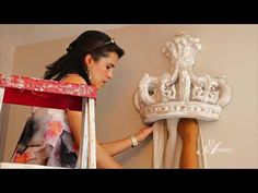 Decorando el dormitorio de la princesa de la casa. - YouTube Home Tv, Make It Yourself, Blog, Youtube, Instagram, Ideas, Home, Decorating Bedrooms, Mirrors