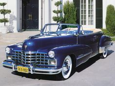 1947 Cadillac Sixty-Two Convertible (6267)