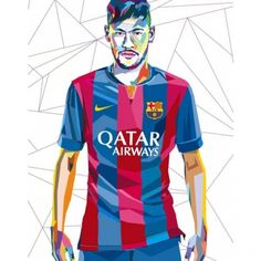 We love this entry from our Neymar Jr's Biggest Fan competition which is now live! #Neymar #Competition #POLICE