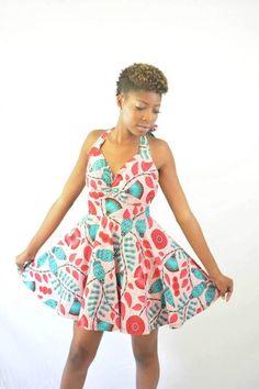 Dollie Pin-Up Dress by Ankarastreets.com #AnkaraStreets #Ankara #AnkaraPrint #Batik #Ikat #BroadCloth #AfricanPrint #AfricanClothing #African #100%Cotton #Cotton #WaxPrint #Wax #WaxFabric #Urban #StreetWear #Casual #Formal #Modern #Handmade #Custom #Etsy #Designer #Unique #JesstheDragoness #BuyBlack #BlackownedBusiness #SmallBusiness #ShopSmall #BlackEntrepreneur #Junior #Girls #Baby #Infant #Womans #BBW #Petite #MommyAndMe