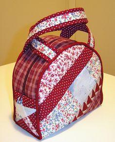 patchwork bag by Pat Gê - filckr